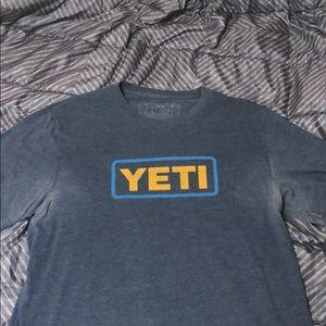 Yeti tee shirt